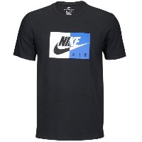 ナイキ メンズ NIKE GRAPHIC T-SHIRT Tシャツ 半袖 Black/White/Royal