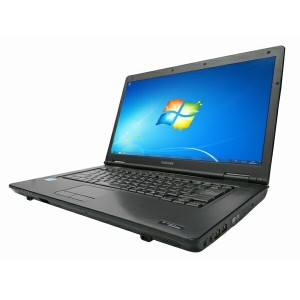 中古パソコン 【Windows7】[T42A] 東芝 dynabook Satellite L41 (Core i3 350M 2.26GHz 2GB 160GB DVD-ROM Windows7...