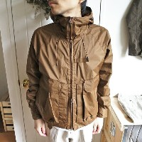 ENDS and MEANS Haggerston Parka エンズアンドミーンズ ハガーストン パーカー