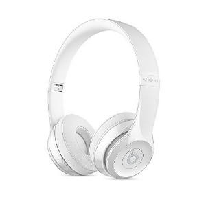 Beats by Dr.Dre ワイヤレスヘッドホン Beats Solo3 Bluetooth対応 密閉型 オンイヤー リモコン有り ホワイト MNEP2PA/A 【国内正規品】