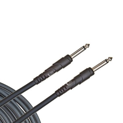 Planet Waves by D'Addario プラネットウェーブス ギターシールド Classic Series Instrument Cable PW-CGT-20 (6.1m S-S) ...