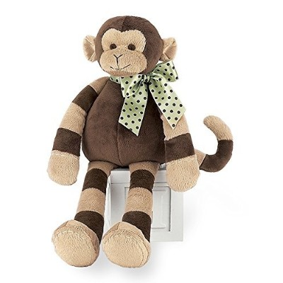 Bearington Bonkers Little Stitches Plush Monkey by Bearington Bears