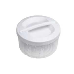 Milton Combi Microwave and Cold Water Steriliser (White) by Milton