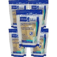 C.E.T. Enzymatic Oral Hygiene Chews for Petite Dogs, 30 Chews - Case of 5 by Virbac