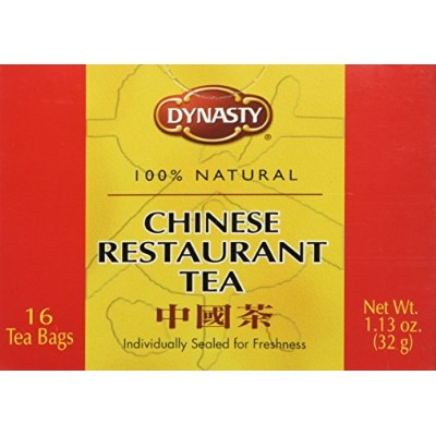 Dynasty 100% Natural Chinese Restaurant Tea by Dynasty