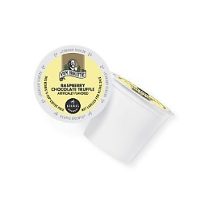 48 Count - Van Houtte Raspberry Chocolate Truffle Coffee K Cup For Keurig K-Cup Brewers and 2.0...