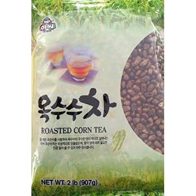 Roasted Corn Tea (Loose) - 2lbs by Assi