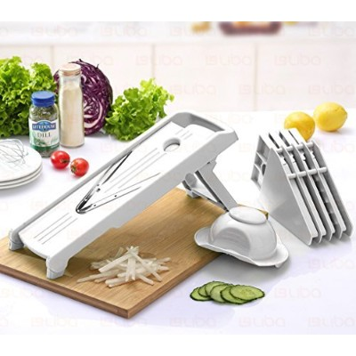 Mandoline Slicer - Vegetable Slicer - Food Slicer - Vegetable Cutter - Cheese Slicer - Vegetable...