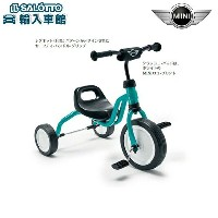 【 MINI 純正 クーポン対象 】 Tricycle 三輪車 サイズ:約62cm(全長)×42cm(幅)×52cm(高さ)/25cm(シート高) BMWミニ LIFESTYLE COLLECTION