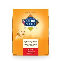 Nature's Recipe Lamb Meal & Rice Recipe Puppy High Quality Protein Dog Food 15lb