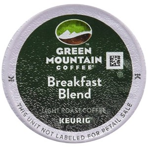 Green Mountain Coffee Breakfast Blend, K-Cup Portion Pack for Keurig K-Cup Brewers - 48 Count by...