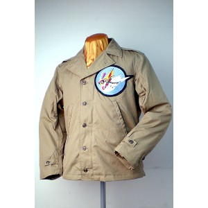 """No.BR11755 BUZZ RICKSON'S バズリクソンズType M-41""""BUZZ RICKSONS CO INC.""""1941MODEL 314th Figter Squadron '..."""