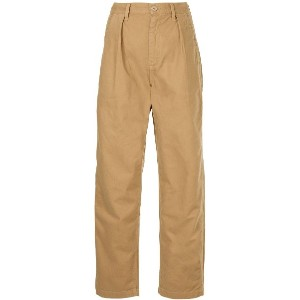 Citizens Of Humanity classic straight-leg trousers - ブラウン