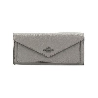 Coach Soft wallet - グレー