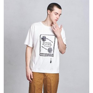 COLONY CLOTHING(コロニークロージング)  LE ROUGE T【ユナイテッドアローズ/UNITED ARROWS メンズ その他 WHITE ルミネ LUMINE】