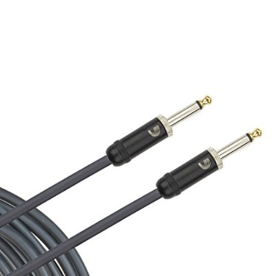 Planet Waves by D'Addario プラネットウェーブス ギターシールド American Stage Instrument Cable PW-AMSG-15 (4.6m S-S) ...