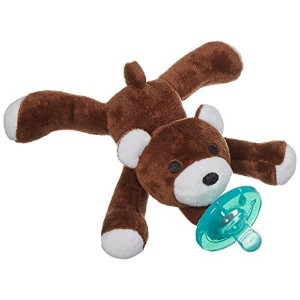 LOVELY HIGH-QUA Baby Pacifiers Plush Animal by LOVELY HIGH-QUA