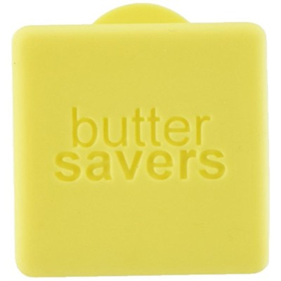 (West) - Save Brands West Butter Savers, Yellow