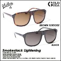 サングラス ASHBURY アシュベリー SMOKESTACK LIGHTENING SUNGLASS EYEWEAR