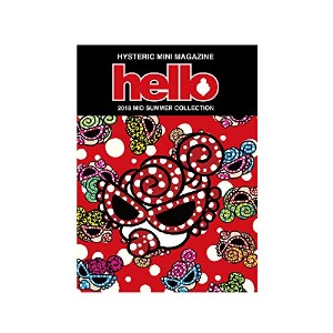 (ヒステリックミニ) Hysteric Mini hello 2018MID SUMMER COLLECTION