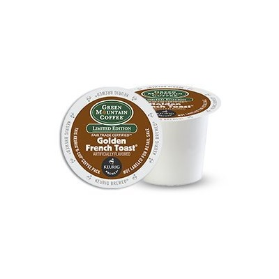 KEURIG Kカップ  Green Mountain*Golden French Toast(24個)【並行輸入品】