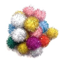 Sparkle Ball Cat Toy - - 1 by thecatandkittenstore