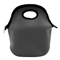 luckiplusネオプレンランチバッグ–Insulated Lunch Toteバッグ ブラック WP17003-3/US