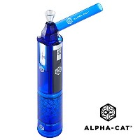 """Alpha-Cat"" Alpha Puff Kit All-in-One Water Pipe-アルファ パフ キット オールインワン ウォーターパイプ[ガラスボング/水パイプ]"