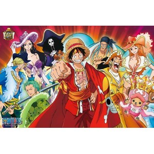【1000P】【ワンピース】ONE PIECE 15th ANNIVERSARY