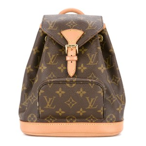 Louis Vuitton Vintage Montsouris バックパック - ブラウン