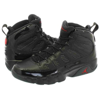 NIKE AIR JORDAN 9 RETRO ナイキ エアー ジョーダン 9 レトロ BLACK/ANTHRACITE/UNIVERSITY RED 302370-014