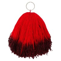 Calvin Klein 205W39nyc ombre keychain - レッド