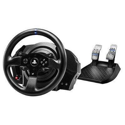 Thrustmaster T300RS Wheel Announced For PlayStation 4
