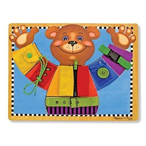 Melissa & Doug Basic Skills Board by Melissa&Doug
