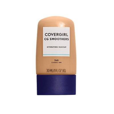 CoverGirl Smoothers Liquid Make Up, Classic Tan 760, 1 Ounce Package