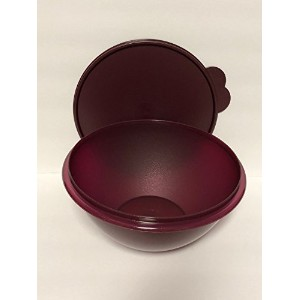 Tupperware Starlight Celebration 10½ -cup Wonderlierボウル10½ -cup / 2.5Lボウルwith Seal