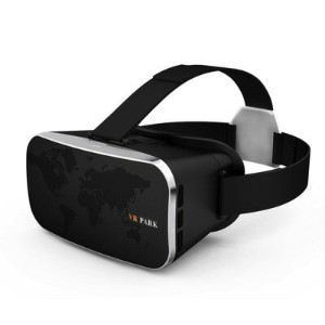 3D VRゴーグル VRヘッドセット 4-6インチ スマホ用 360°ビュー Waker 3D VR Box Headset Upgraded Virtual Reality Glasses WK...