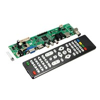 ILS - V56 Universal LCD TV Controller Driver Board PC/VGA/HD/USB Interface