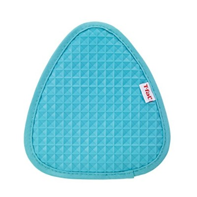 (Pot Holder, Breeze) - T-fal Textiles Waffle Softflex Silicone Pot Holder, Breeze