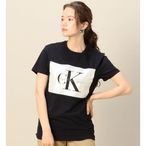 Calvin Klein Jeans ボックス Tシャツ【ビューティアンドユース ユナイテッドアローズ/BEAUTY&YOUTH UNITED ARROWS レディス Tシャツ・カットソー...