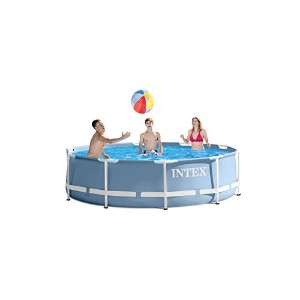 Intex プリズムフレームプール 305×76cm Intex Prism Frame Pool