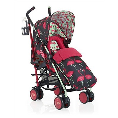 Cosatto Supa Stroller, Flamingo Fling by Cosatto [並行輸入品]