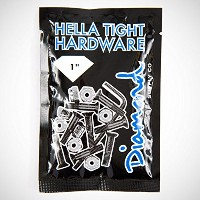Diamond Hella Tight Bolts Black 1 Inch by Diamond