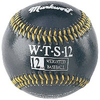 High Quality Synthetic 9-Inch Cover Weighted Baseball