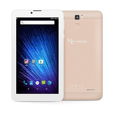 YUNTAB(JP)7インチ タブレットPC E706 tablet android 5 .1 クアッドコア 3G通信/GPS/ Bluetooth4.0/WI-Fi/ google play...