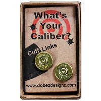 45Colt真鍮Cuff Links ( Midway )