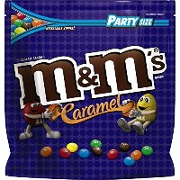 M&M's (New-Party Size) (キャラメル) [並行輸入品]