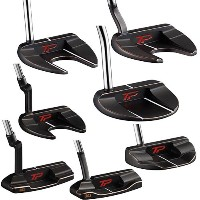 TaylorMade TP Black Copper Collection Putters【ゴルフ ゴルフクラブ>パター】