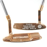 Bettinardi Gold Victory Brian Gay Putter【ゴルフ ゴルフクラブ>パター】