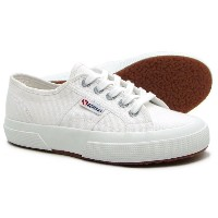 SUPERGA - 2750 COTU SLIPON 901 white スペルガ